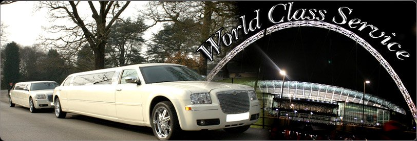White Bentley Limo